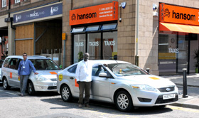 Welcome to Hansom Taxis